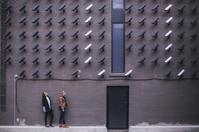 When you hire a security contractor, you're in trouble